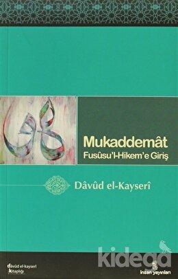 Mukaddemat, Davud El-Kayseri