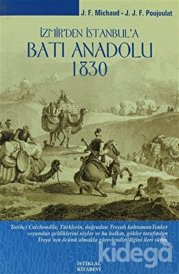 İzmir'den İstanbul'a Batı Anadolu (1830)