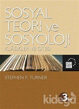 Sosyal Teori Ve Sosyoloji