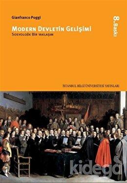 Modern Devletin Gelişimi, Gianfranco Poggi
