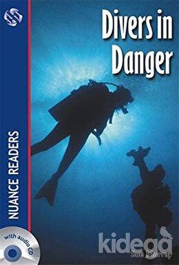 Divers in Danger + CD (Nuance Readers Level-1)