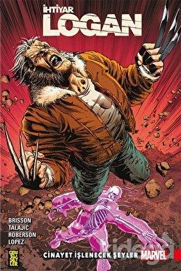 İhtiyar Logan 8: Cinayet İşlenecek Şeyler