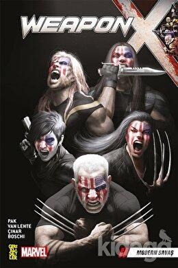 Weapon X 3: Modern Savaş
