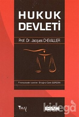 Hukuk Devleti, Jacques Chevallier