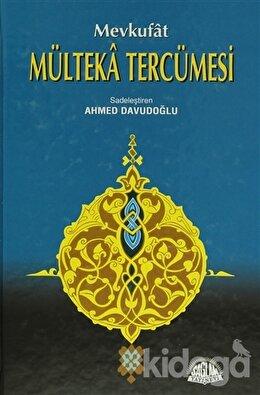 Mevkufat Mülteka Tercümesi Şamua Kağıt (4 Kitap Takım)