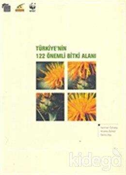 Türkiye'nin 122 Önemli Bitki Alanı