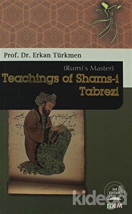 Teachings of Shams-i Tabrezi