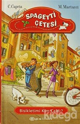 Spagetti Çetesi: Bisikletimi Kim Çaldı?