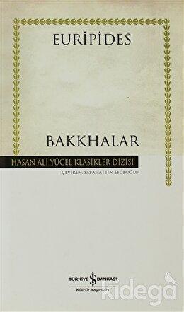 Bakkhalar, Euripides