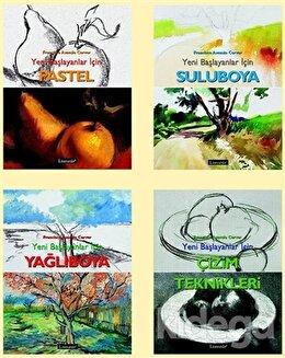 Yeni Başlayanlar İçin Sanat Dizisi (4 Kitap Takım)