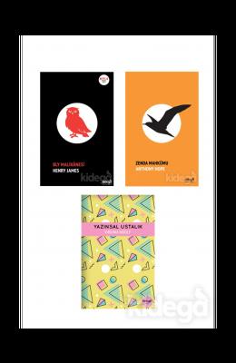 Kidega Kitaplığı Seti (3 Kitap Takım)