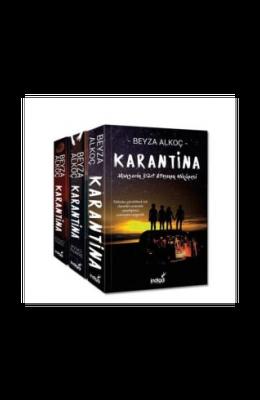 Karantina Serisi 3 Kitap Takım (Ciltsiz)