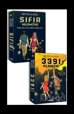 3391 Km - Sıfır Kilometre Ciltsiz (2 Kitap Takım)
