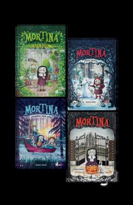 Mortina Seti (4 Kitap Takım)