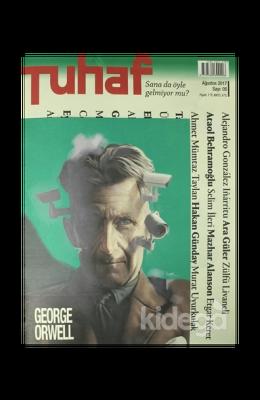 Tuhaf Dergi Sayı: 5 Ağustos 2017