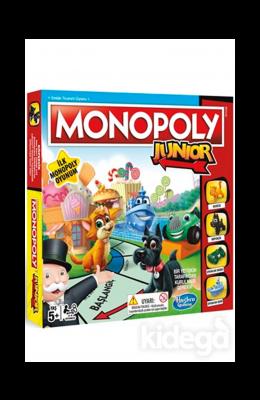 Monopoly Junior Emlak Ticaret Oyunu