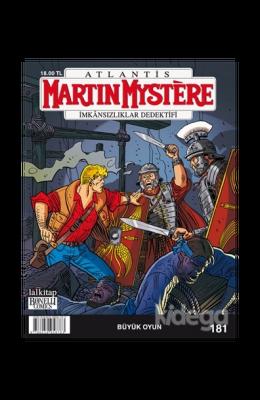 Martin Mystere sayı: 181 - Büyük Oyun