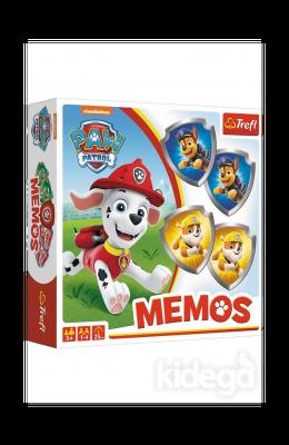 Trefl Paw Patrol Viacom Memos Game