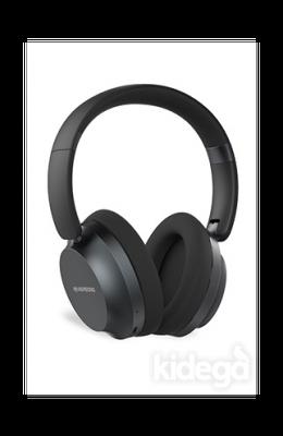 Riversong RHYTHM S HD Ses Kalitesi Kulak Üstü Bluetooth Kulaklık Siyah
