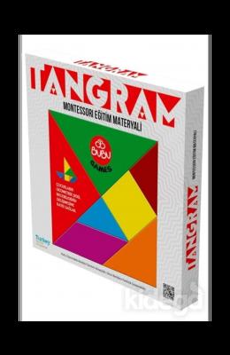 BuBu Games Tangram Zeka Oyunu
