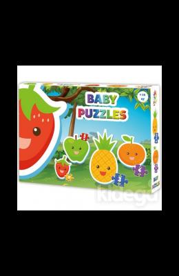 Baby Puzzle Meyveler LCBYB002
