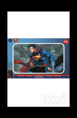 Laço Kids Superman 24 Parça Puzzle
