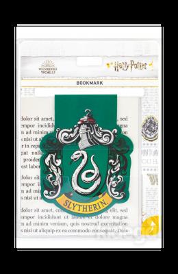 Mabbels Slytherin Mıknatıslı Kitap Ayracı