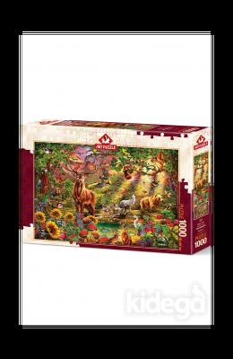 Art Puzzle Büyülü Orman 1000 Parça
