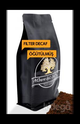 Filter Decaf Filtre Kahve - Öğütülmüş (250 gr)