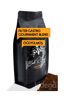 Filter Gastro Gournment Blend - Öğütülmüş
