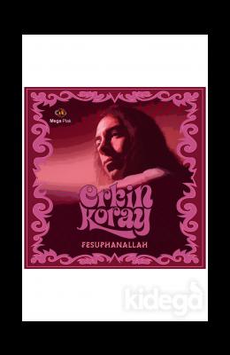 Erkin Koray – Fesuphanallah Plak (LP Plak)