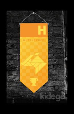 Hufflepuff Kılıç Flama