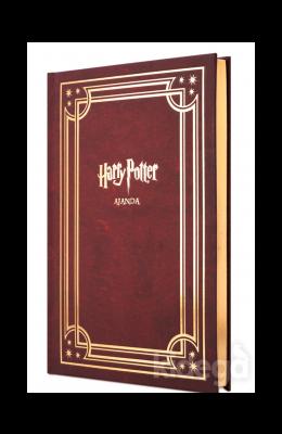 Harry Potter Ajanda x Mösyö Taha Ajandası