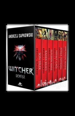 The Witcher Serisi 6 Kitap Takım - Kutulu Özel Set