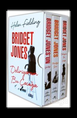 Bridget Jones Serisi (3 Kitap Set)
