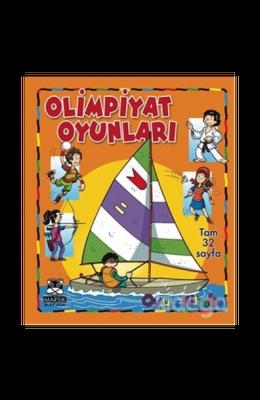 Olimpiyat Oyunları - Oyun Kitabı