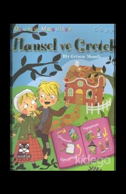 Hansel Ve Gretel  (Bir Grimm Masalı)