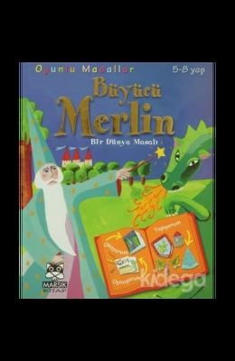 Oyunlu Masallar - Büyücü Merlin